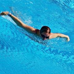 sport plywanie