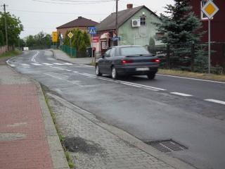 Niesułowice droga