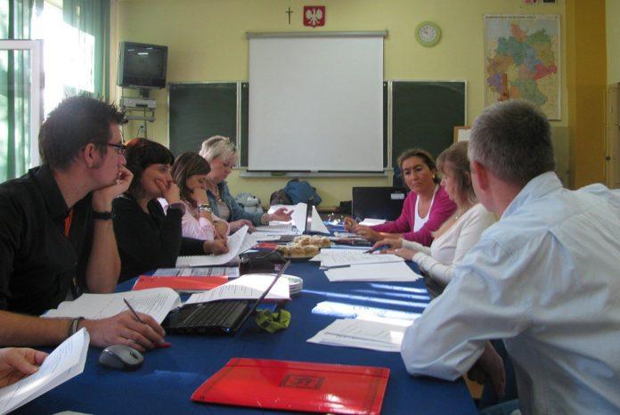 konferencja nauczycieli