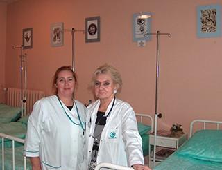 wystawa na dziennym oddziale chemioterapii5