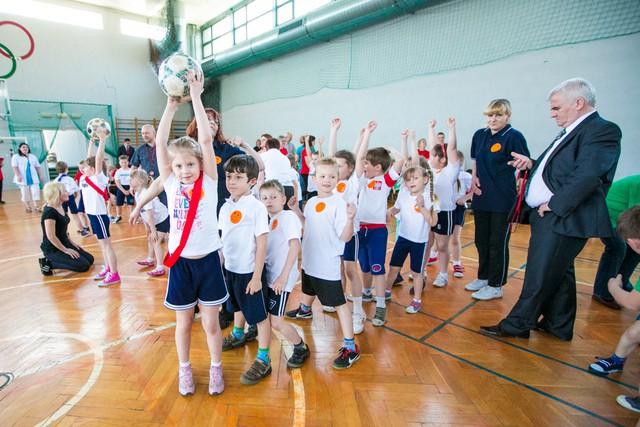 olimpiada przedszkolaki