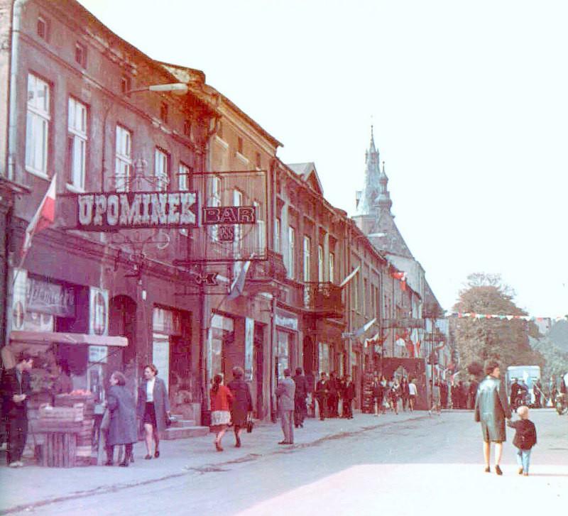 Drogeria przy ulicy Krakowskiej