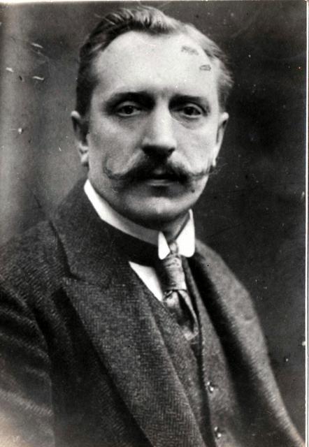 Generał Stefan Buchowiecki, znany olkuski lekarz. Fot. Z archiwum  rodziny Ostrowskich.