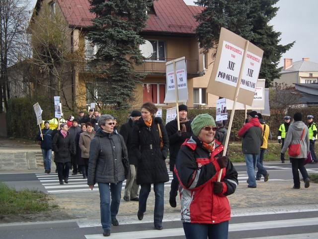 obwodnica 2protest