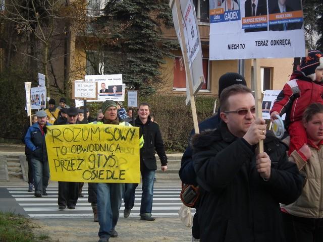 obwodnica 2protest 3