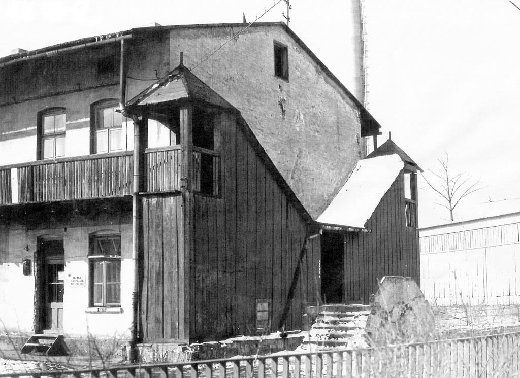 17. Fragment zabudowy Nowego Placu Fabrycznego. Fot. Jan  Nosowicz.