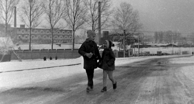 13. Panorama OFNE. 1967 rok. Fot. Leszek Korzeniowski.