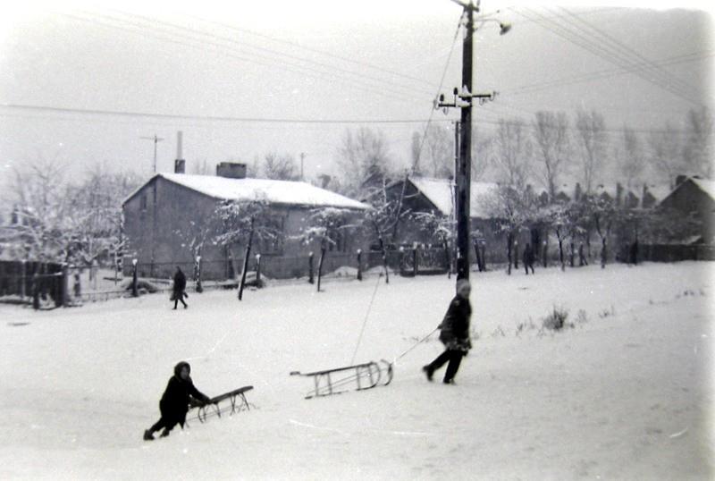 15. Fragment ul. Marii Skłodowskiej, rok 1967. Fot. Leszek  Korzeniowski.