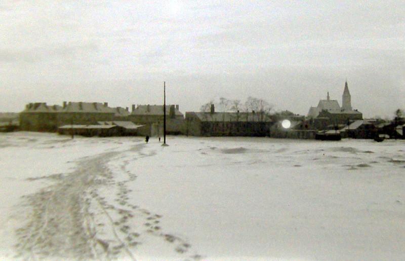 4. Panorama Olkusza od strony Parcz. Fot. Jan Nosowicz.