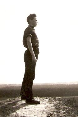 28. Rabsztyn. 1961 rok. Fot. Ze zbiorów Ryszarda Maliszewskiego.