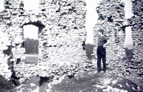 29. Rabsztyn. 1961 rok. Fot. Ze zbiorów Ryszarda Maliszewskiego.