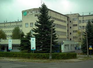nowy szpital olkusz