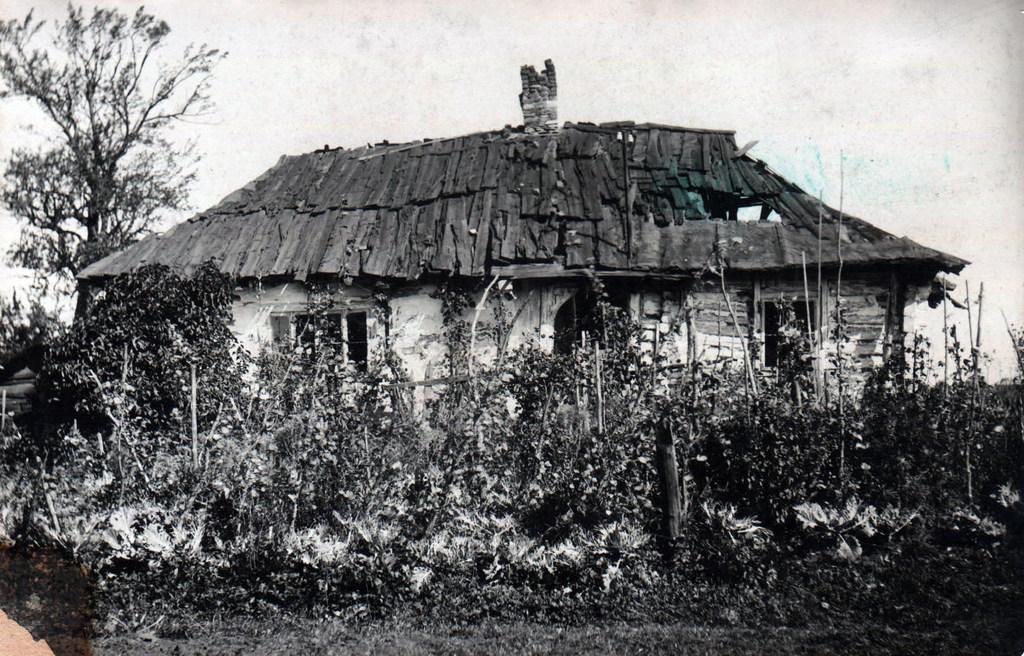 9. Dom w Olkuszu. Fot. Ze zbiorów Ryszarda Ryzy.