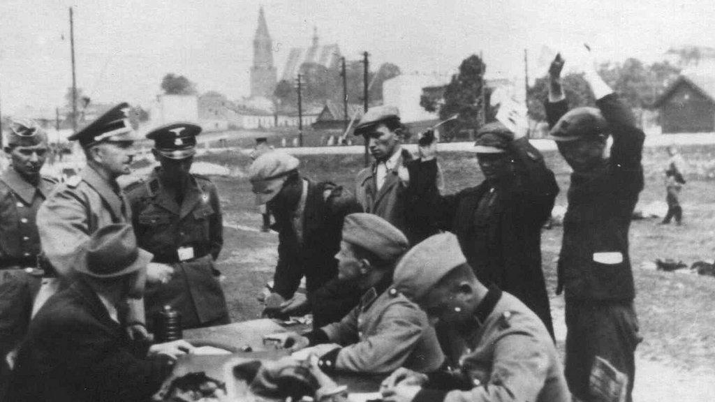 25. Krwawa Środa w Olkuszu - Czarna Góra. Fot. Z archiwum Muzeum Regionalnego PTTK w Olkuszu.