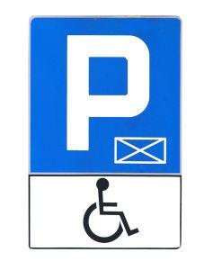 parking niepelnosprawni
