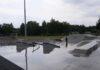 skatepark zalany