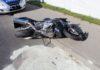 aaa wypadek motocykl