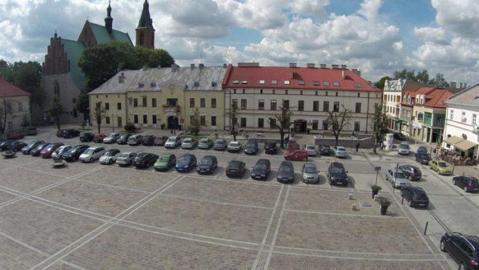 rynek parkowanie
