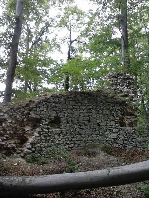 1 ruiny zamku w udorzu