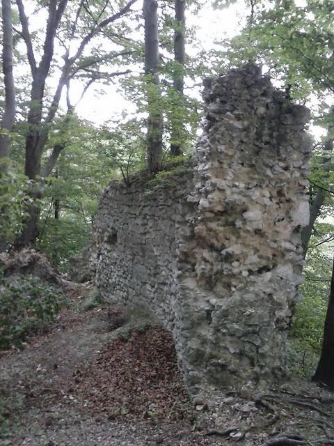 2 ruiny zamku w udorzu 2