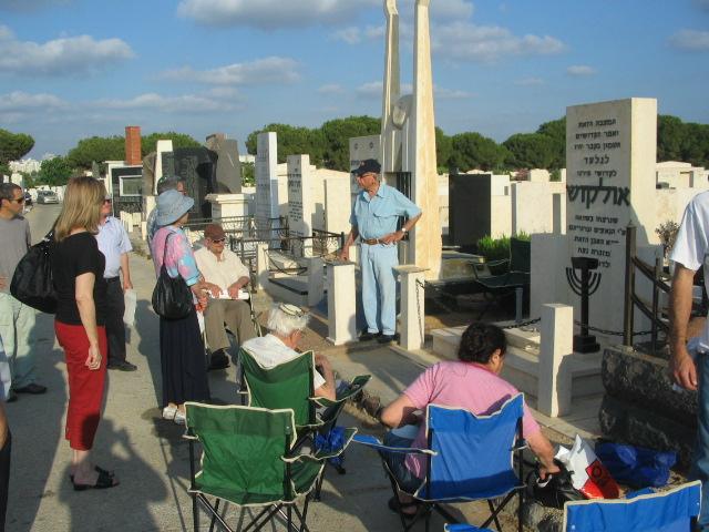 holon w izraelu i pomnik poświecony olkuszowi i jego żydowskim mieszkańcom