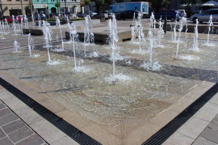 fontanna rynek