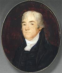 joel barlow 1806 obraz william dunlap