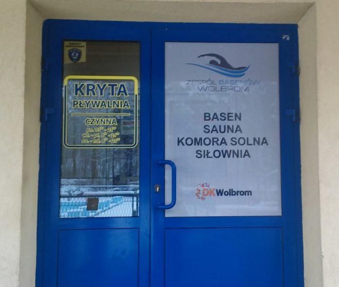 pływalnia drzwi Kopiowanie