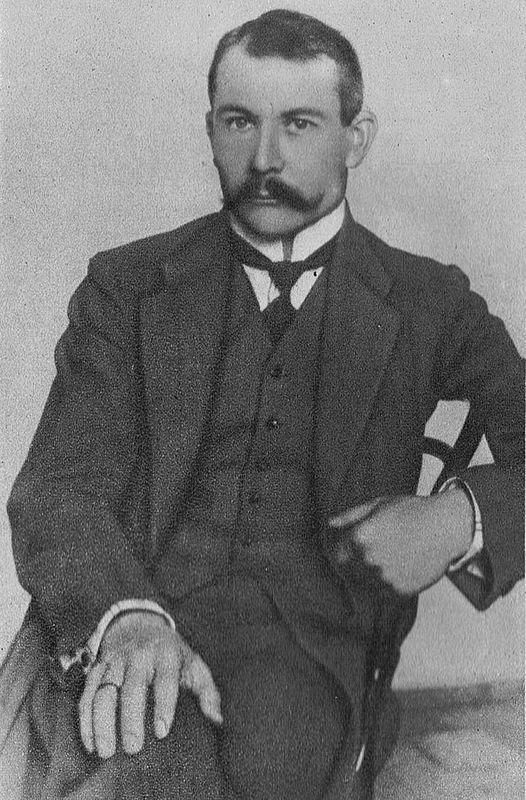 republika sławkowska tomasz arciszewski foto z 1906 r