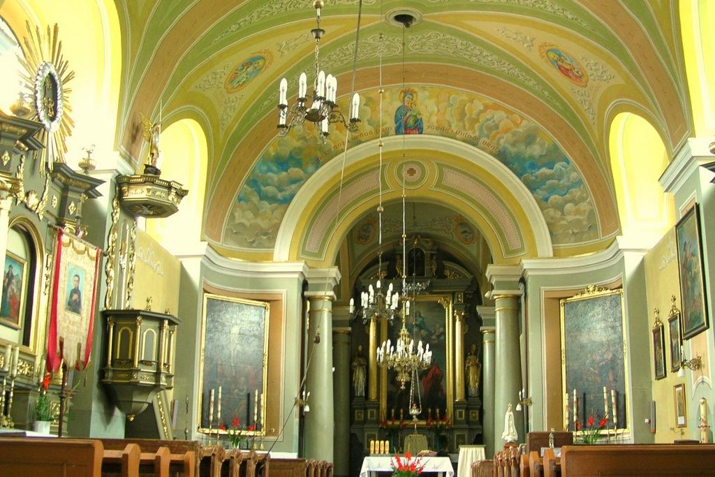 kościół Jangrot