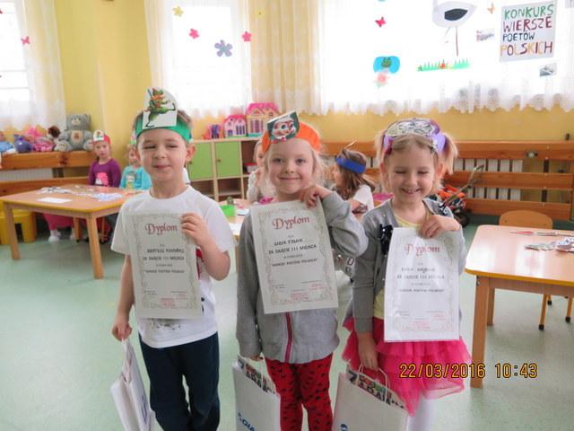 konkurs wiersze poetów polskich 133
