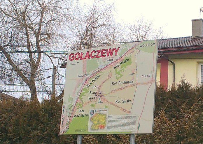kolonie Gołaczew