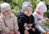 dzieci troje