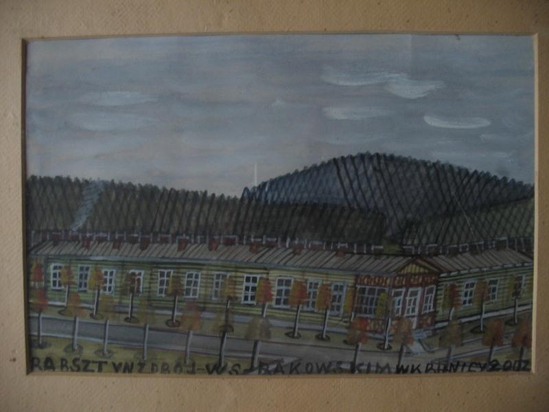 8 rabsztyn sanatorium barak nikifora