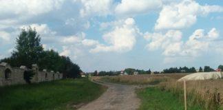 Droga przy Castello