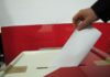wybory urna karta