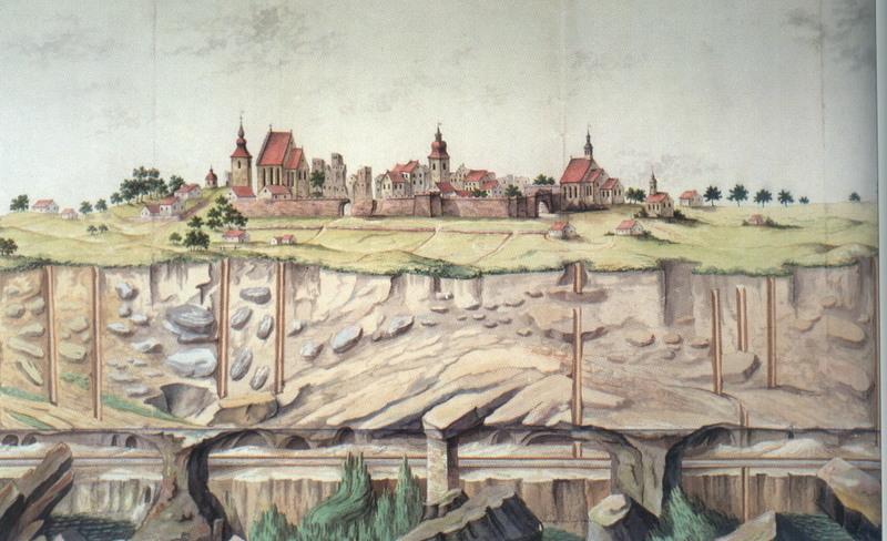 ilkusiana deutsch widok olkusza