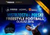 olkusz freestyle football