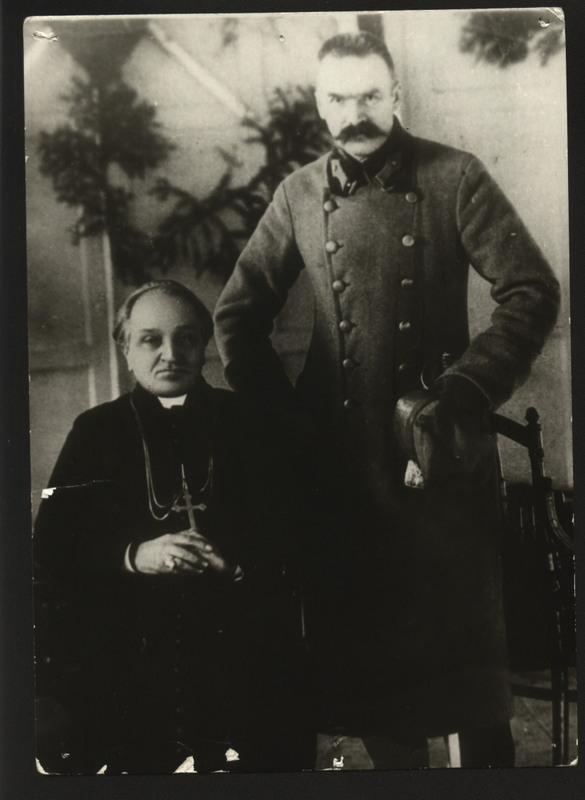 fotografia piłsudskiego