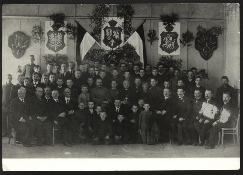 fotografie piłsudskiego