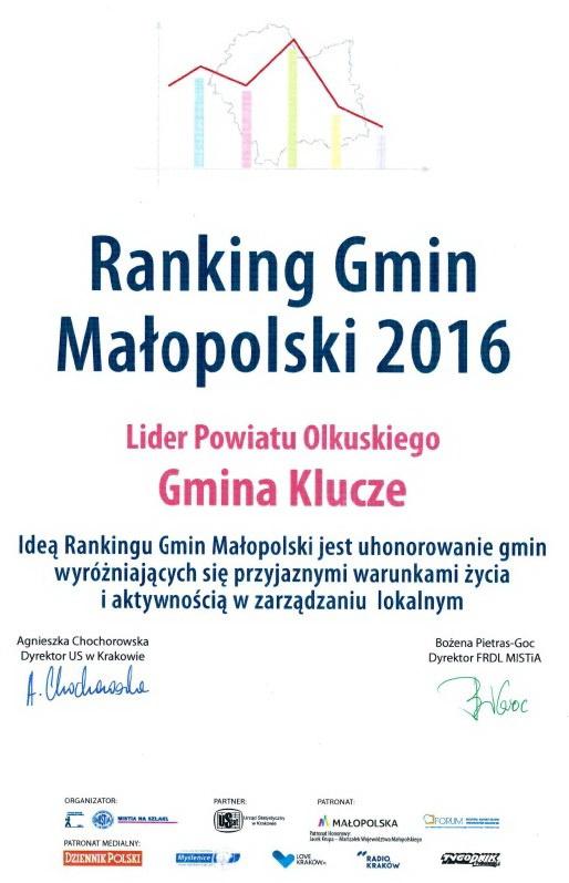 ranking mistia