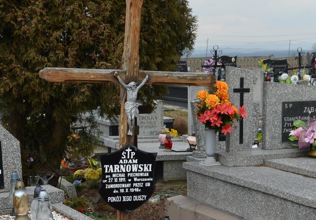 grób Tarnowskiego 2 k