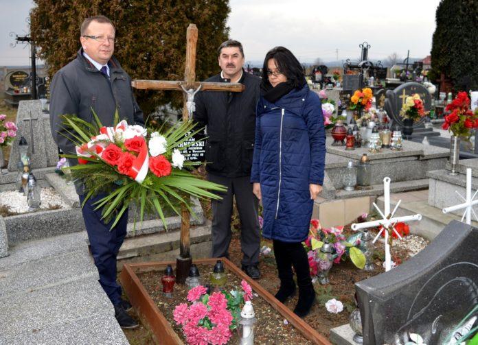 grób Tarnowskiego k