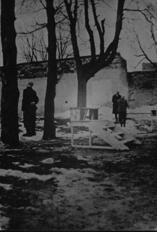egzekucja na kościuszki