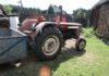 traktor podlesie