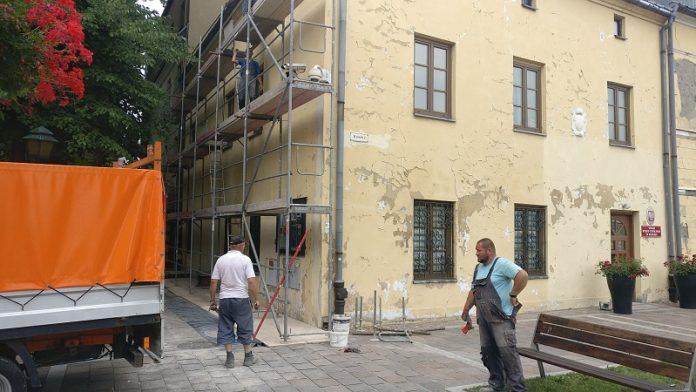 renowacja elewacji 1