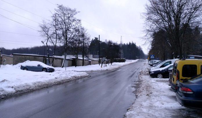 osiecka zima