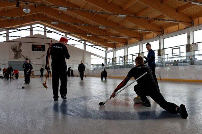 curling lodowisko 1