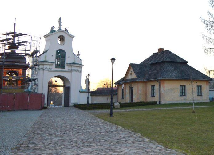 klasztor Kopiowanie
