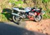 wypadek motocyklisty ul. długa